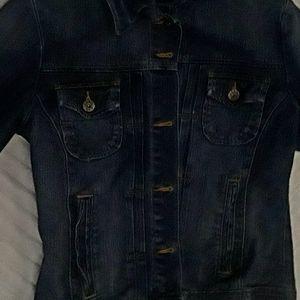 Jean jacket Gap